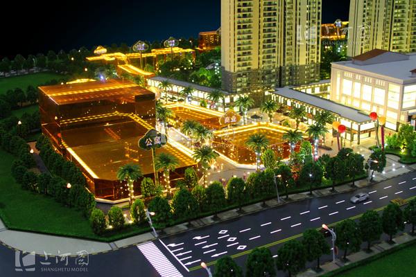 深圳室外建筑模型设计哪家好