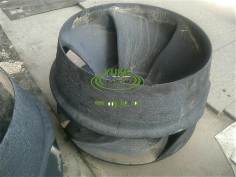 脱硫浆液泵耐磨维修