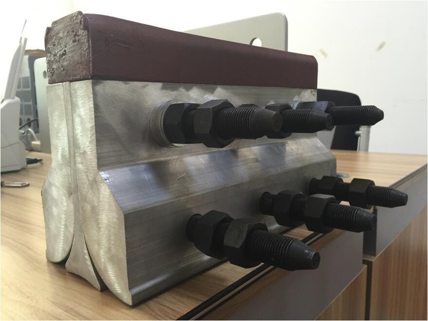 铝合金夹具,夹具,提升带接头配件,接头装置,螺栓,填充胶