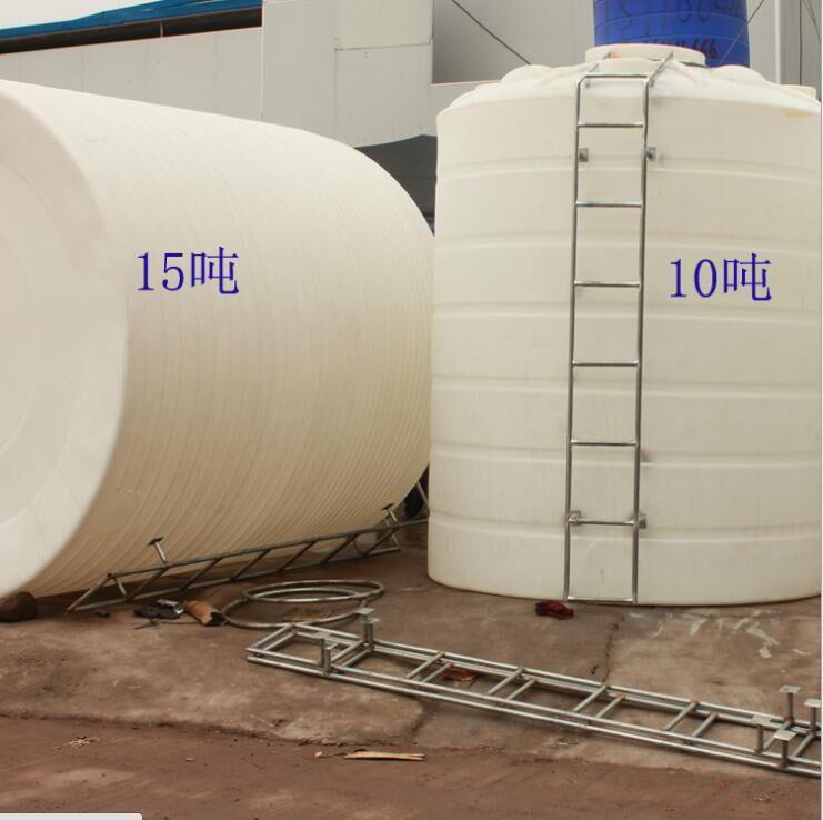 信阳10吨滚塑水塔塑料水箱价格