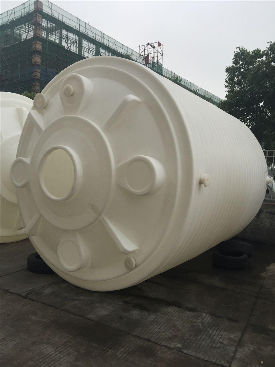 武汉30吨塑料水塔立式储水罐