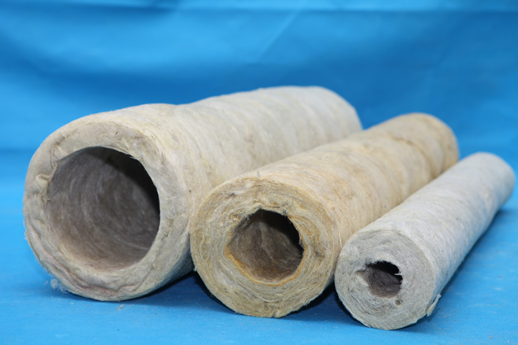 供销高质量岩棉管壳