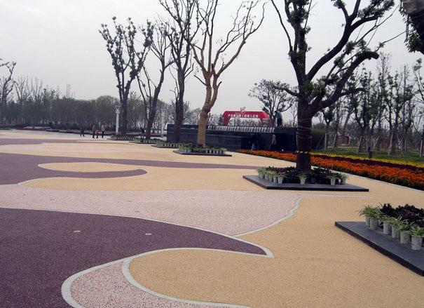 潍坊市透水地坪;透水路面;压花地坪;压模地坪等材料厂家;施工;技术指导