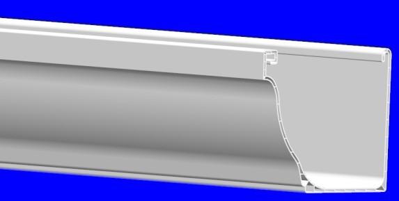 供应淄博金属彩铝方管