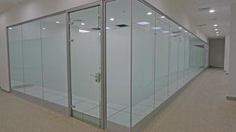 太原小店玻璃隔断定制镜子