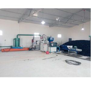 供甘肃滴灌带造粒生产线和兰州纸厂废料造粒生产线价格