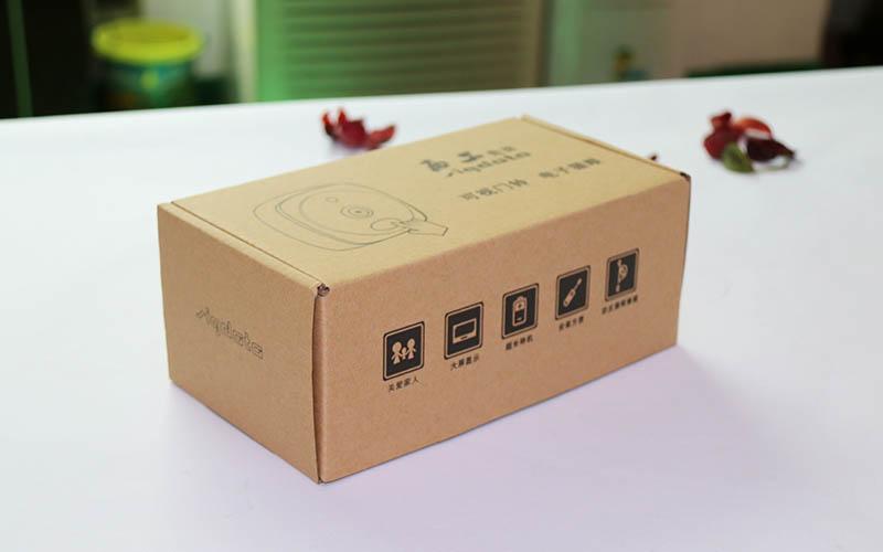 电子产品包装盒,坑纸盒包装盒定制