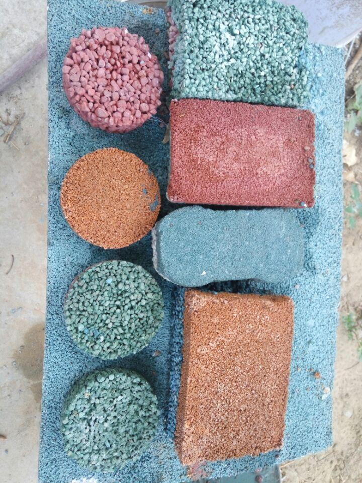 济源市透水混凝土胶粘剂厂家价格