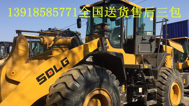新疆转让临工LG956装载机临工侧翻装载机