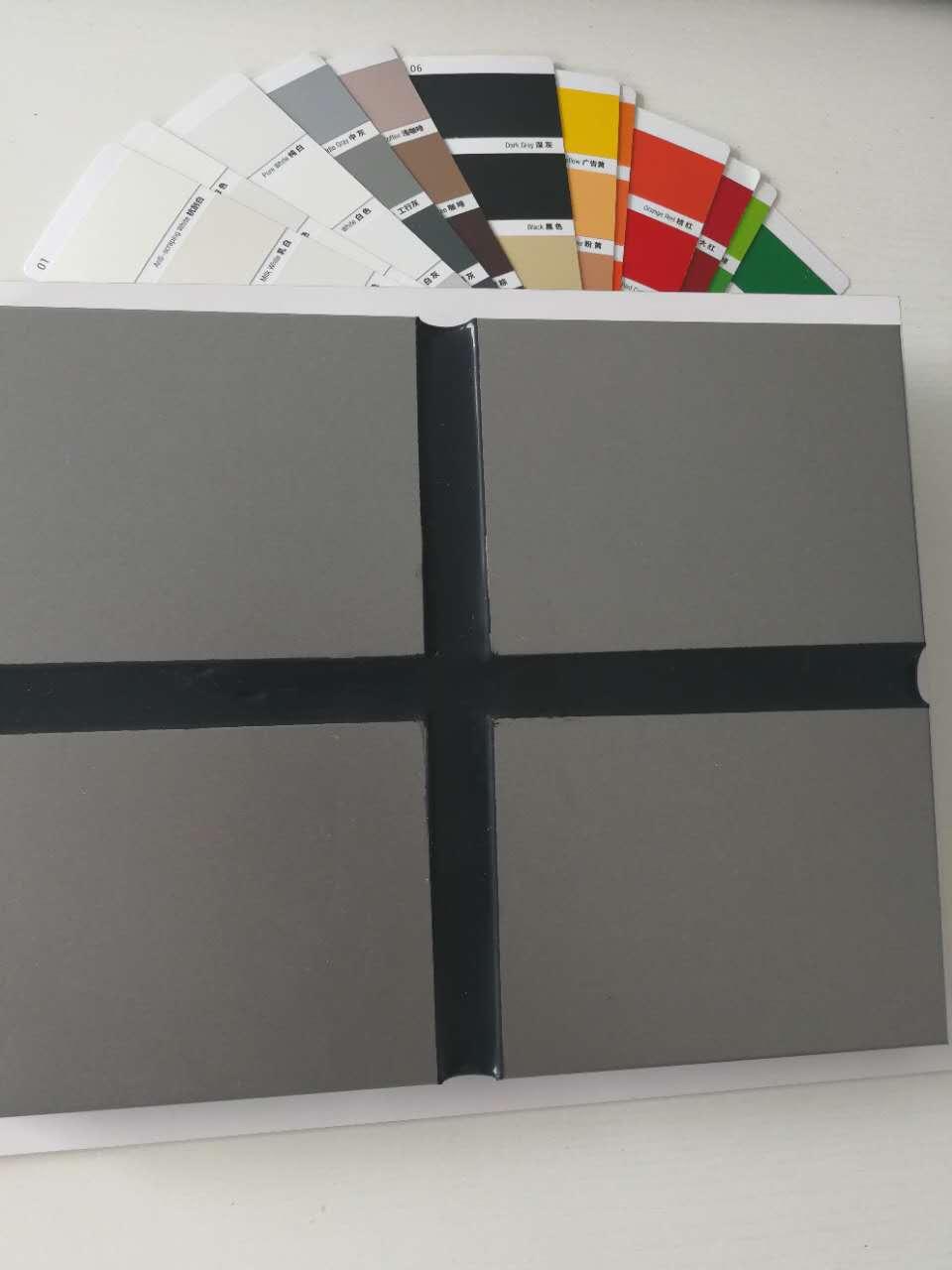 A2级防火铝塑板 EN13501-1 ASTME84