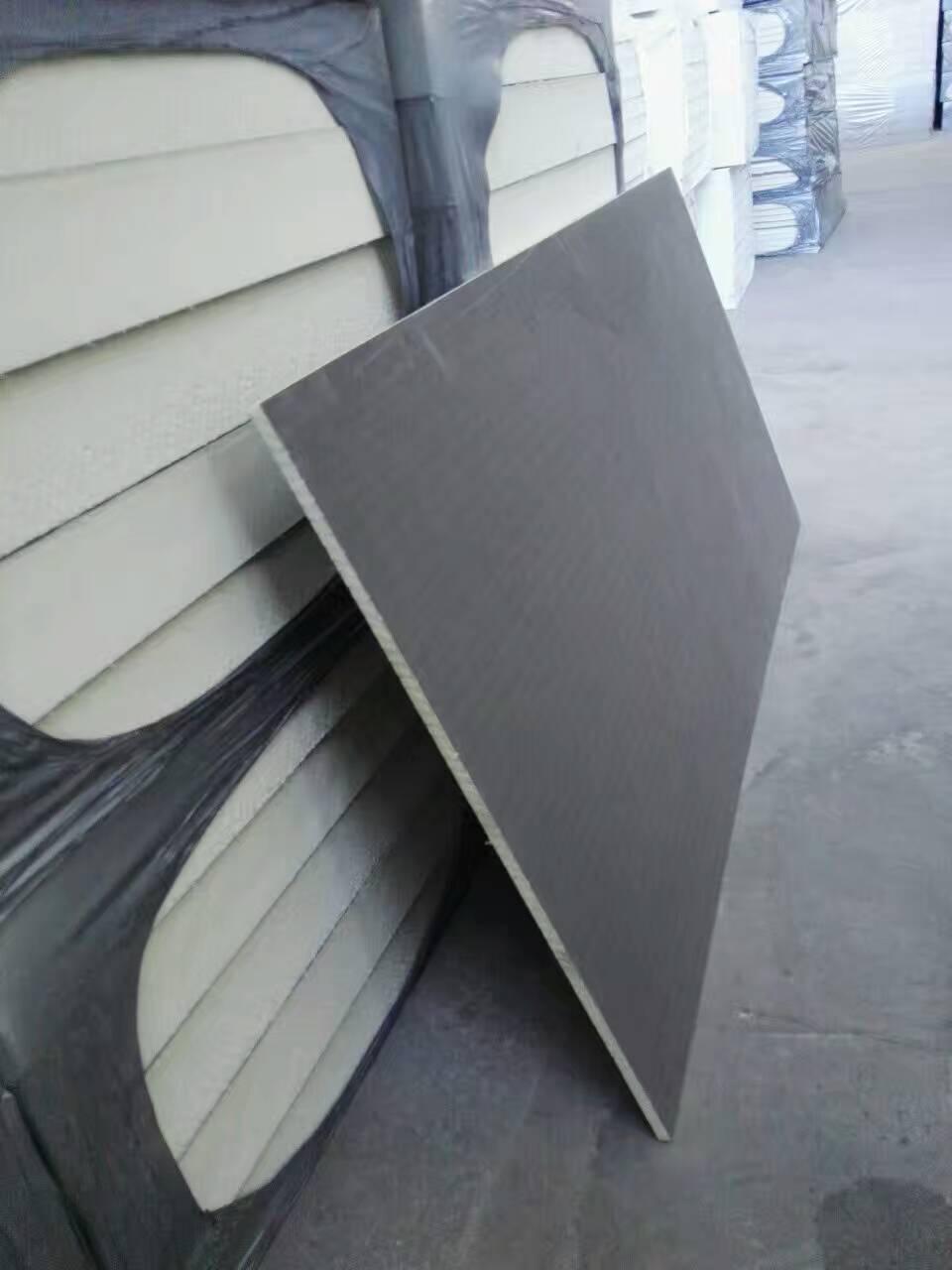 厂家热销复合隔热聚氨酯保温板外墙聚氨酯保温板屋顶隔热材料
