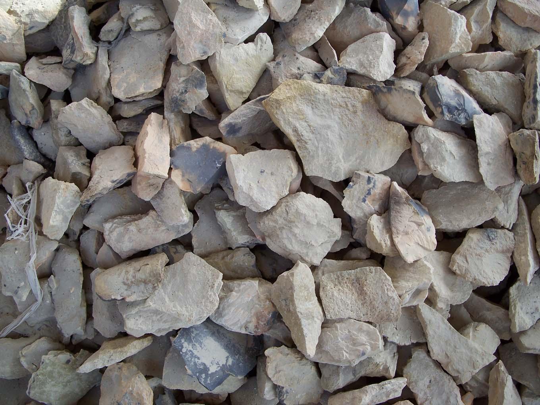 铝矾土生料