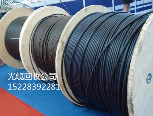 丰都高价回收光缆 工程余料回收 废旧光缆回收