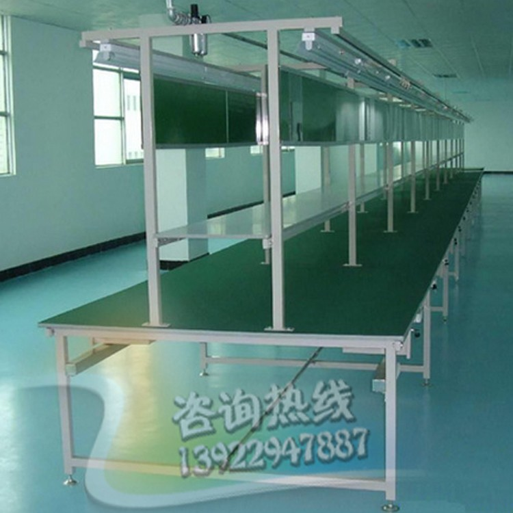 东莞东城皮带线 装配线 组装线 木板拉|平板拉