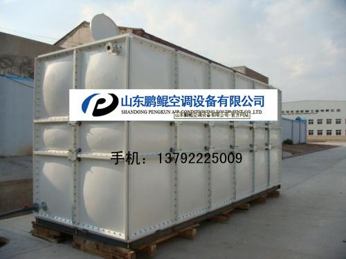 环保工业用玻璃钢水箱