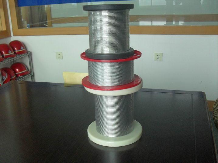 提供优质镀锌钢丝绳