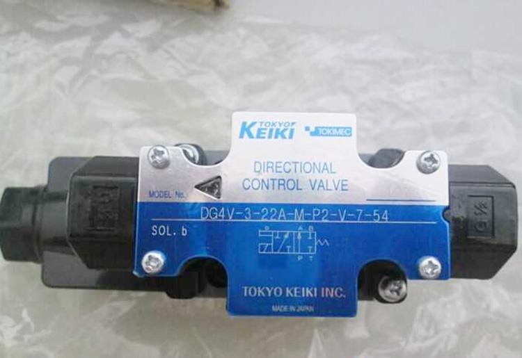 DG4VC-5-2B-M-PN2-H-7-40东京计器TOKYO KEIKI