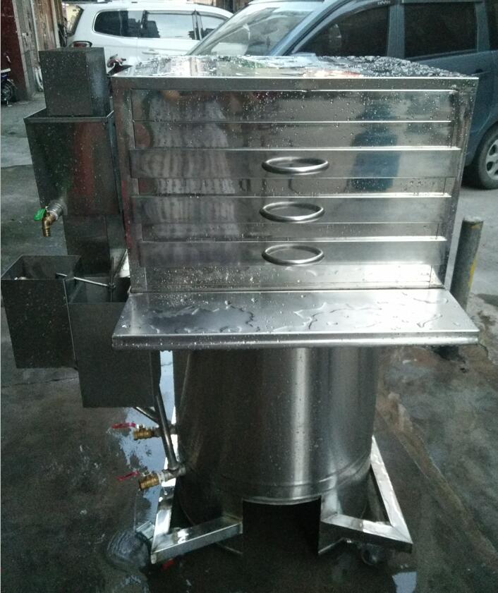 2017年新款罗定肠粉机 高压猛火肠粉机价格