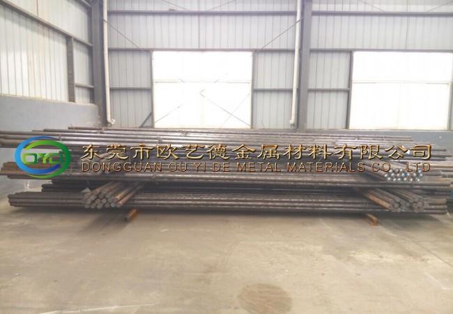 硅锰弹簧钢棒 60Si2MnA铜板规格表