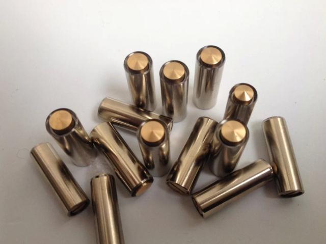 厂家自动弹簧孔  定做刀模孔 模具高矮孔 弹簧冲孔定