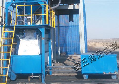 铅锌矿大袋包装机 吨袋自动包装机定制厂家