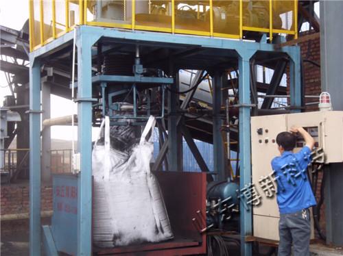 吨袋包装设备 水泥吨包装称供应商价格