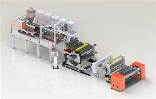 PVC保鲜膜生产线厂家_CPE保鲜膜生产线价格_上海