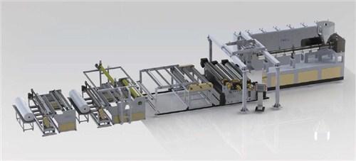 PVB玻璃夹层膜生产线厂家_TPU薄膜生产线供应商_