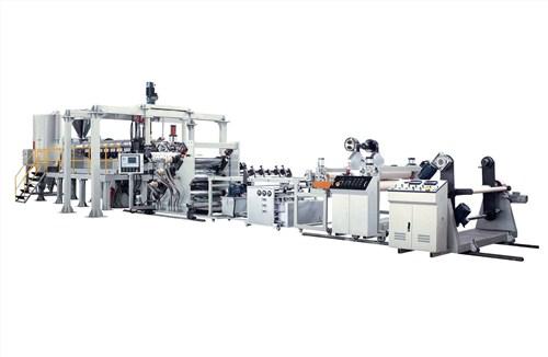 PET片材生产线厂家_PP片材生产线价格_上海金韦尔