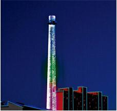 楚雄市锅炉房烟囱刷高空色环公司设备齐全
