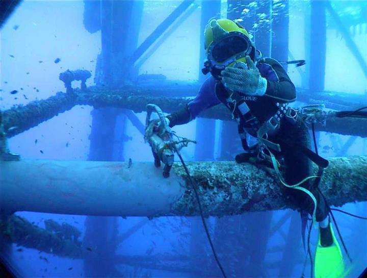 马鞍山市水下取水头安装公司是用来流传的
