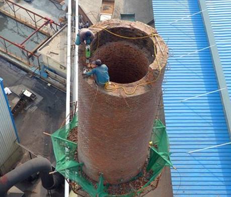 南昌市45米砖烟囱拆除公司三A企业