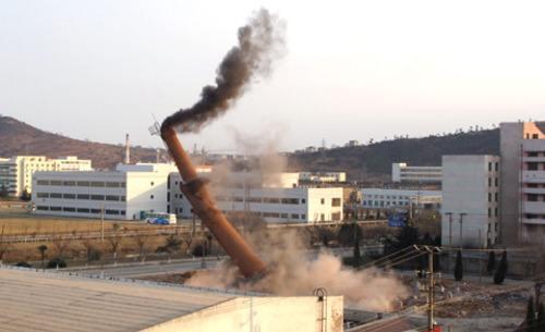 陆丰拆个50米烟囱多少钱公司资质高