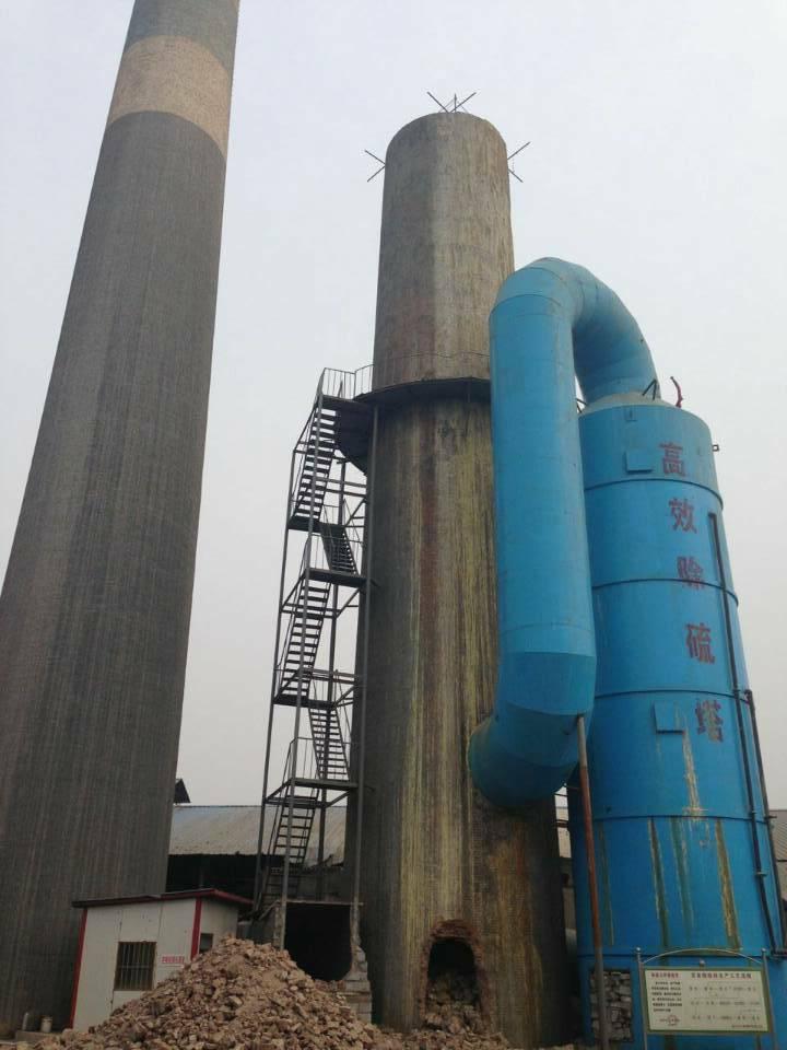 孝义市砖烟囱拆除公司深耕市场