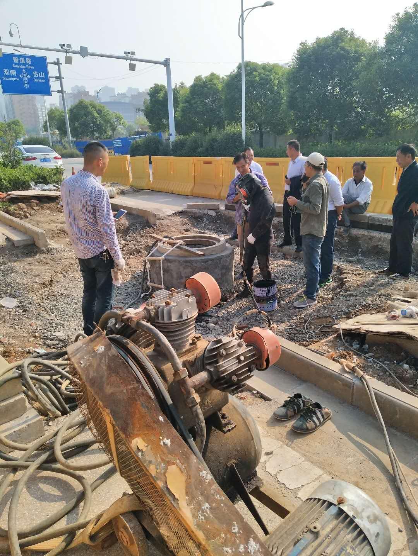 耒阳市专业水下无损检测处理安装作业公司