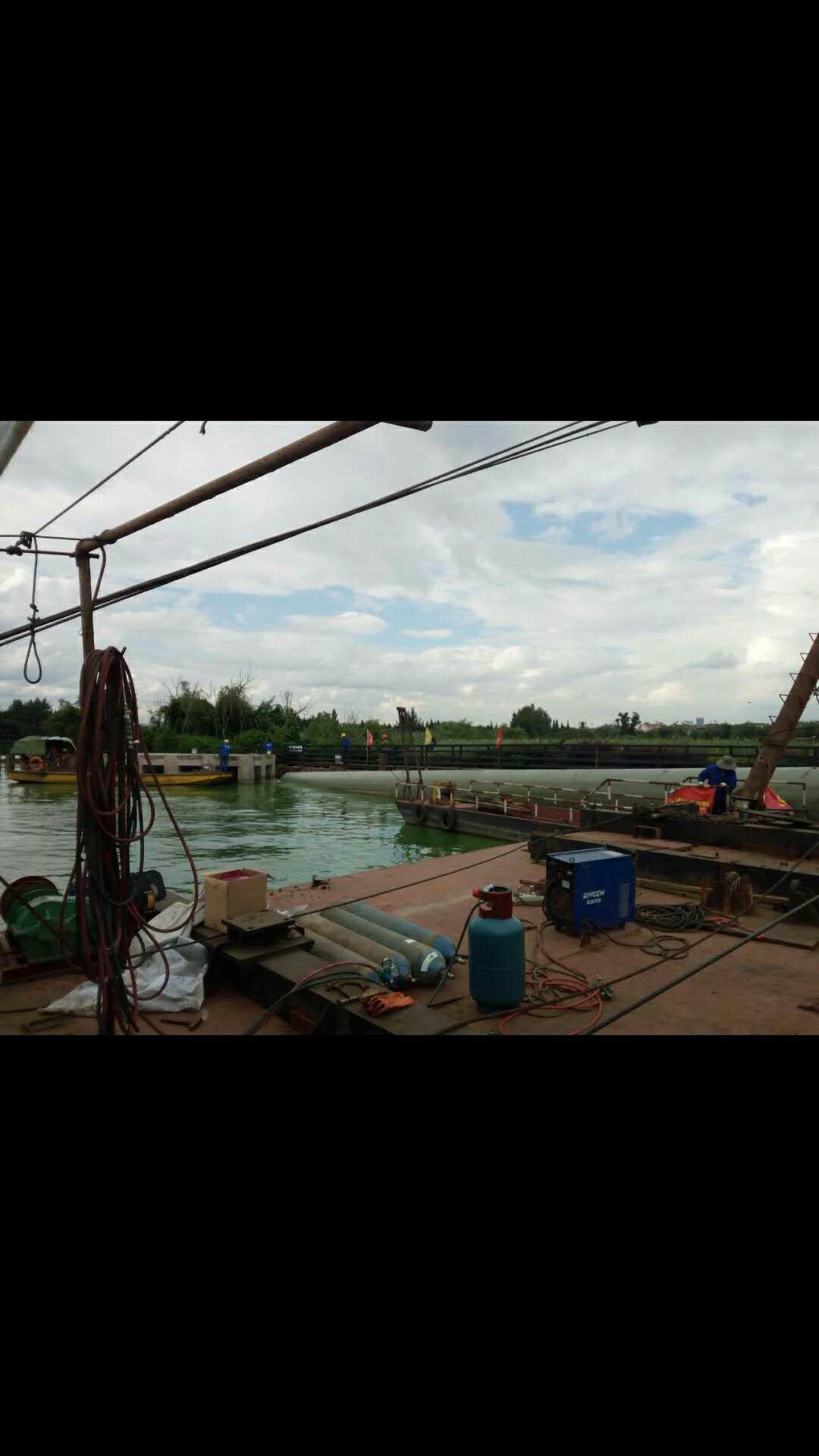 德阳市船底水下检测作业检测维修施工公司