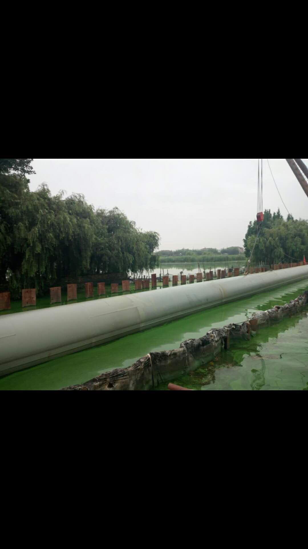 六安市水下管道防腐工程沉管公司