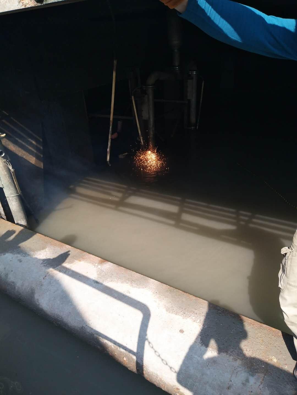 梅州市专业水下无损切割探查清理单位公司