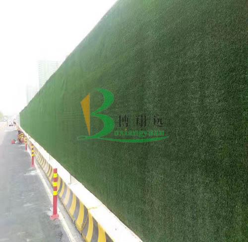 青河县緑草皮围挡-招商加盟