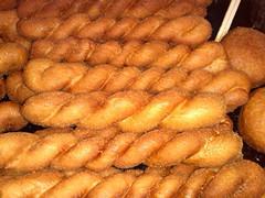 卢师傅的老式花生酥月饼制作培训