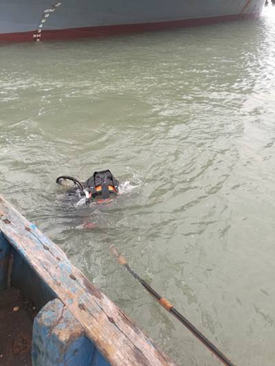内江市水下管道清污水下清理螺旋桨缠绕物企业