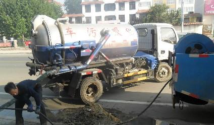 高丽营污水池清掏低价抽粪公司