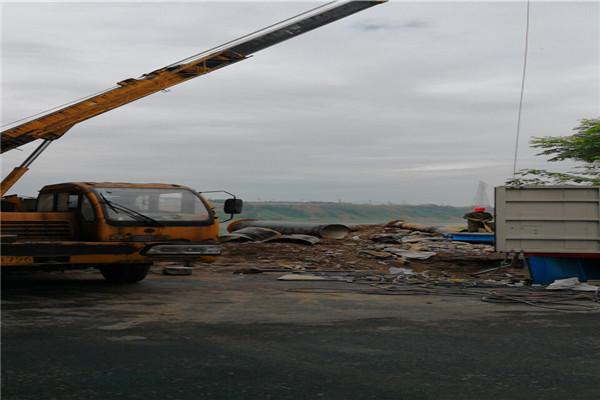 牡丹江市水下堵漏工程-泵房堵漏