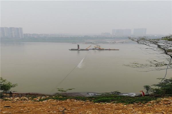 青海省-碼頭淘空加固