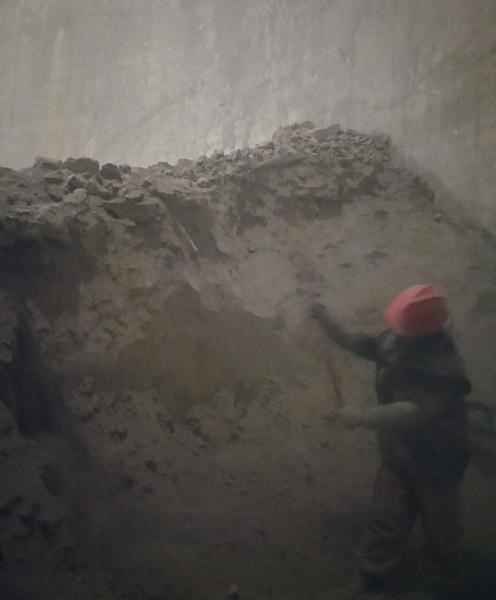 清灰快讯:长春水泥筒仓清理每米价格