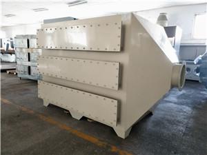 青島工業有機廢氣凈化塔高效率 質量達國家出臺標準