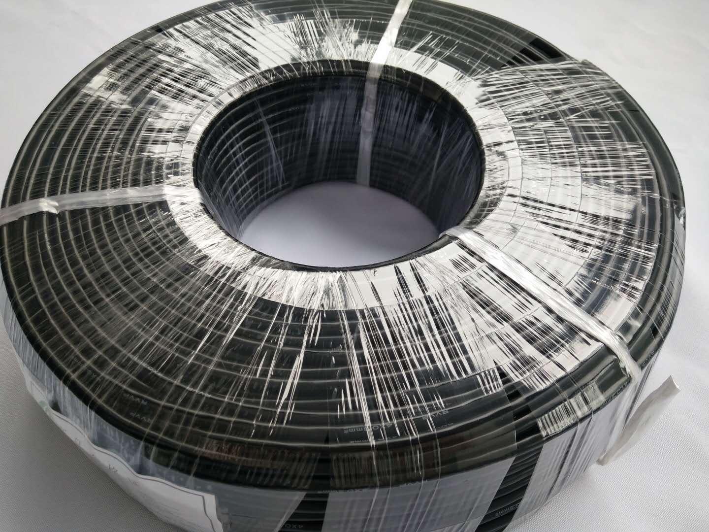 批发护套电源线RVVP铜芯家用电线编织线防水阻燃耐高温