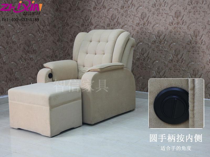 哪里有修脚沙发卖,修脚店沙发批发修脚用的椅子到智信家具咨询