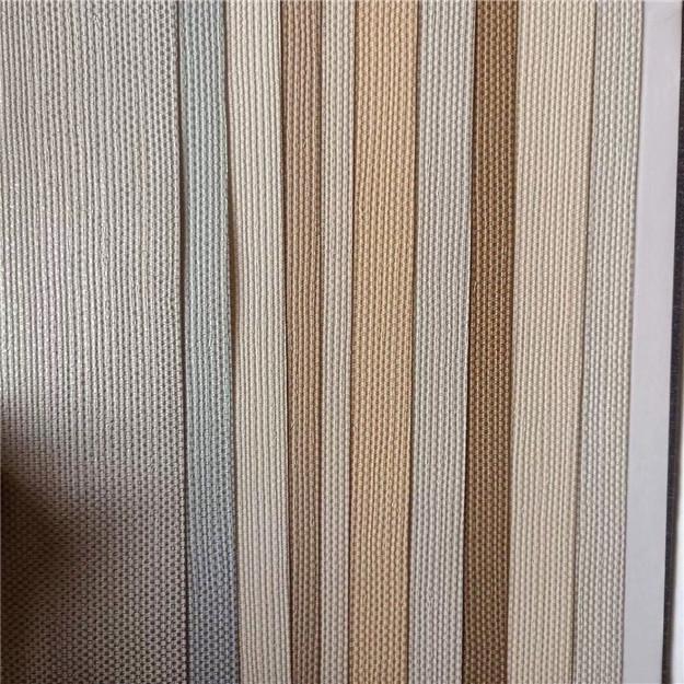 防火阻燃十字布基PVC墙布厂家
