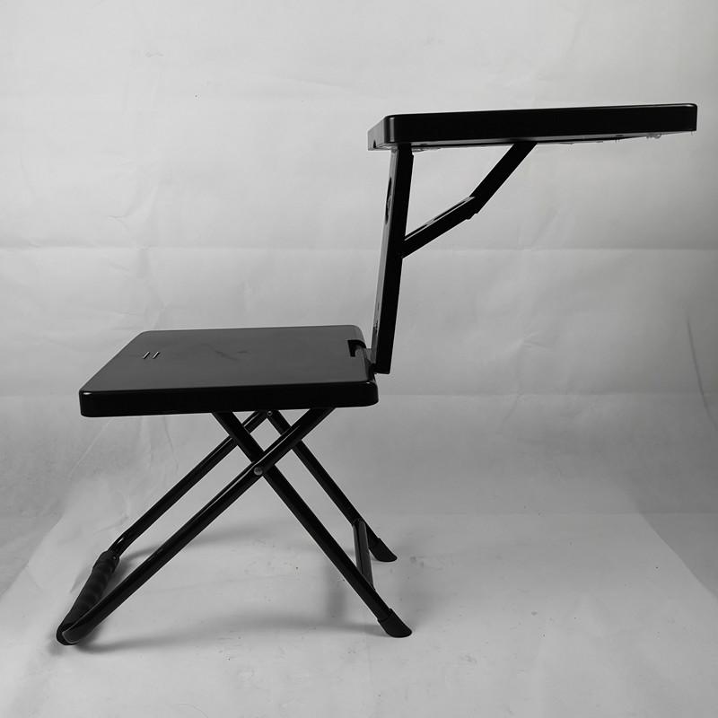 洛陽友時制式折疊椅士兵學習椅多功能折疊凳便攜式折疊凳野戰寫字椅
